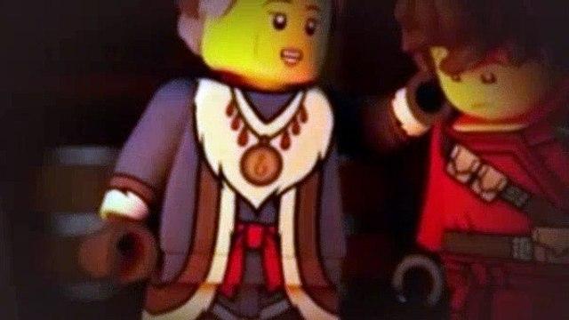 LEGO Ninjago Masters Of Spinjitzu Season 12 Episode 17 - Fire Maker