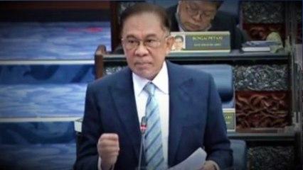 Anwar Ibrahim: Kerajaan Yang Ada Pada Hari Ini Adalah Kerajaan Yang Tidak Boleh Digantung Harap