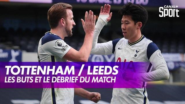 Tottenham / Leeds : les buts et le débrief - Premier League, 17ème journée