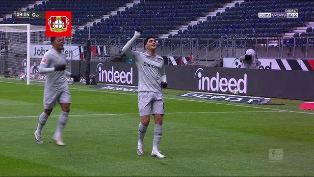 Bayer Leverkusen : Nadiem Amiri, la première merveille de 2021 !