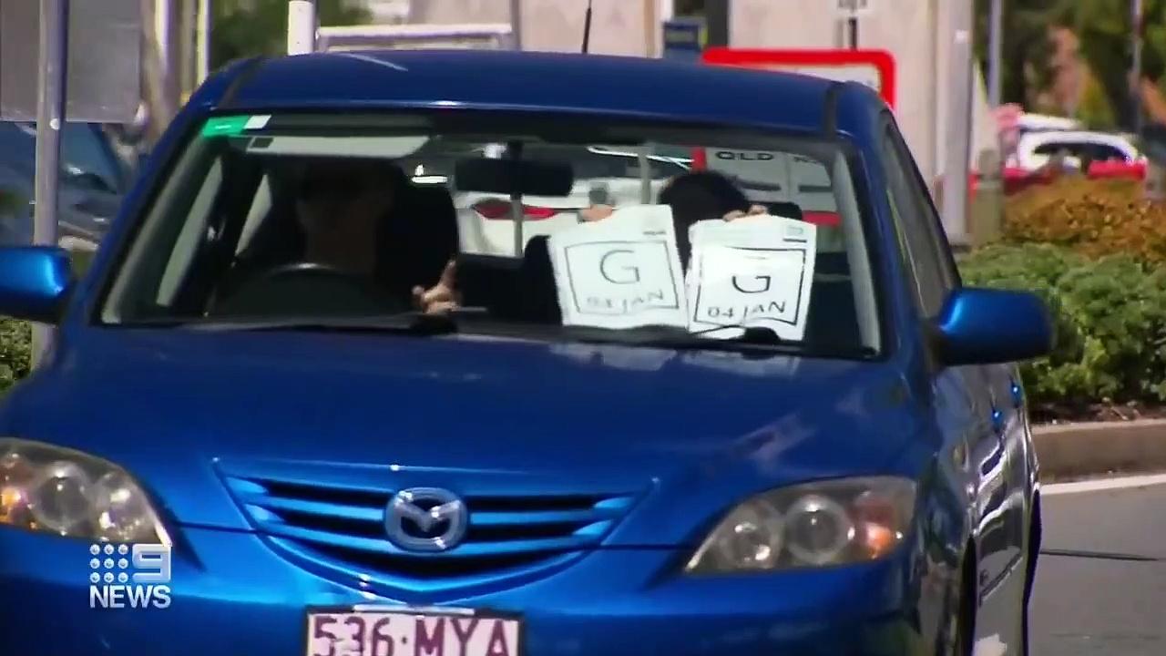 Coronavirus – Queensland border could shut to Victoria _ 9 News Australia