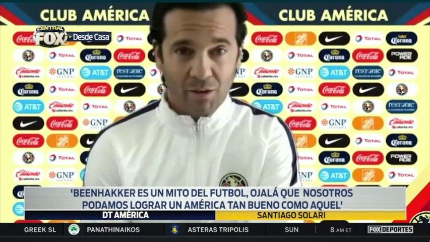 Presentaron al nuevo D.T. del América: Liga MX