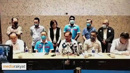 Anwar Ibrahim: We Are Preapared To Work With All Progressive Forces, Based On The Core Principles & Values