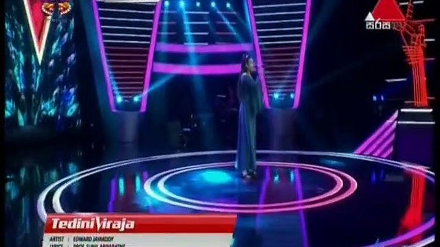 The Voice Sri Lanka 03-01-2021 Part 1