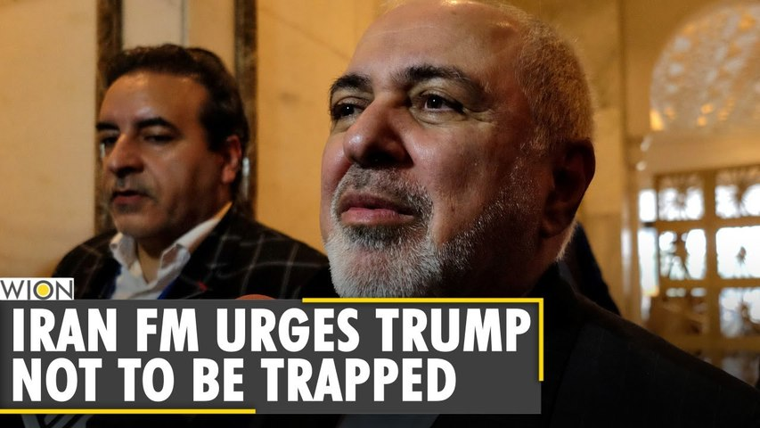 Fineprint: Iran's Foreign Minister urges Trump to avoid Israel 'trap' to provoke war