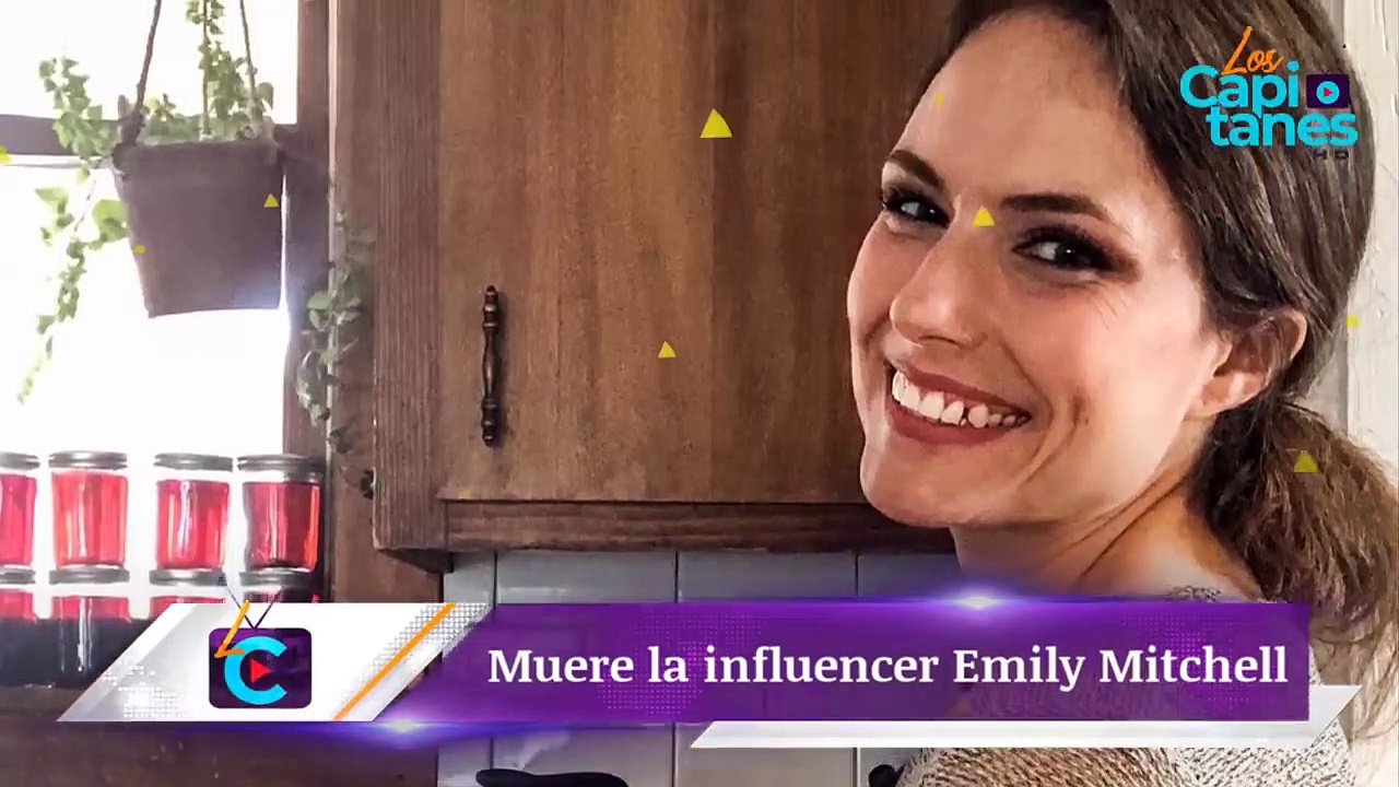 Muere la influencer Emily Mitchell
