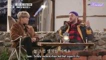 [SUB INDO] EXO Kai & William Bentley Stay Body Luv Ep.2-2
