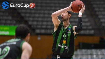 Top regular season plays: Joventut Badalona