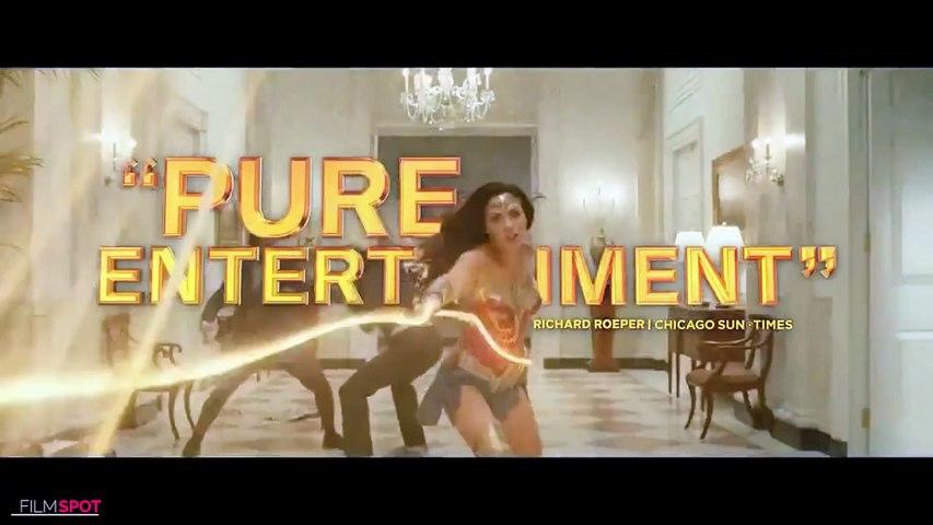 WONDER WOMAN 1984 -Diana Celebrates Christmas- Trailer (NEW 2020) Gal Gadot Superhero Movie HD