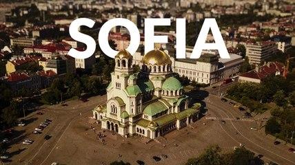 Some Sofia! Bulgaria's capital in 4k.