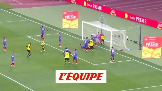 Le FC Tokyo remporte la Coupe de la ligue japonaise - Foot - JAP