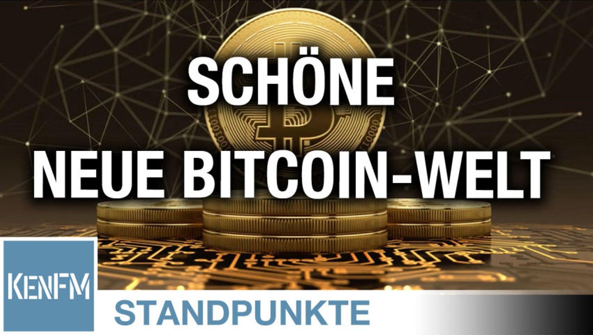 Schöne neue Bitcoin-Welt