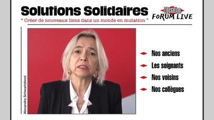 Edito vidéo Forum Solutions Solidaires