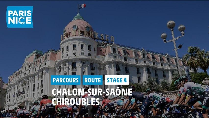 Paris-Nice 2021 - Découvrez l'étape 4