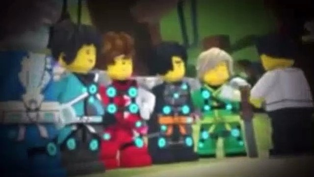 LEGO Ninjago Masters Of Spinjitzu Season 13 Episode 7 - The Cliffs of Hysteria