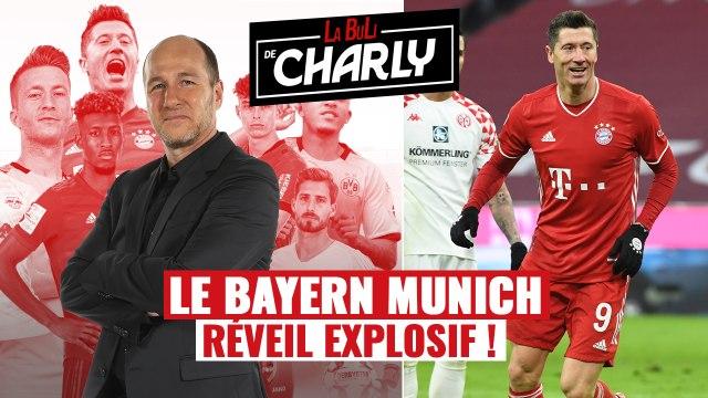 La Buli de Charly : Le Bayern, quel réveil explosif !