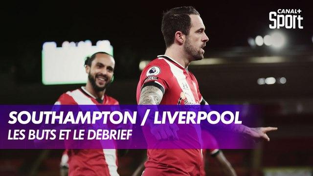 Les meilleurs moments de Southampton / Liverpool