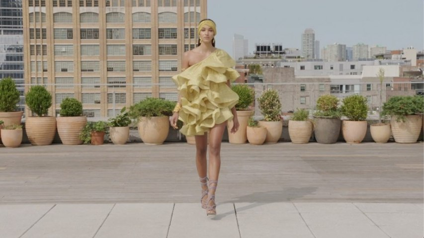 Ruffles and Skin are IN for Spring 2021
