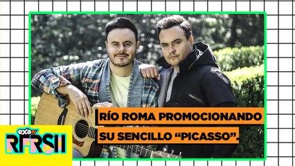 """Rio Roma está promocionando su sencillo """"Picasso"""" con ya + de 970k views / #EXARFRSH"""