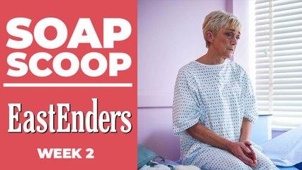 EastEnders Soap Scoop - Jean seeks answers over her lump