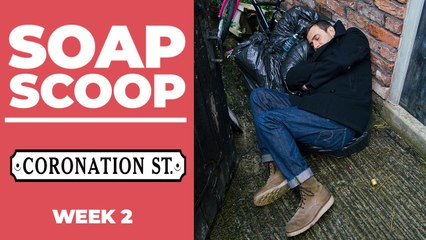 Coronation Street Soap Scoop! Peter devastates his family