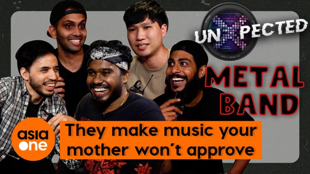 UnXpected: They make music that your mother will not approve of