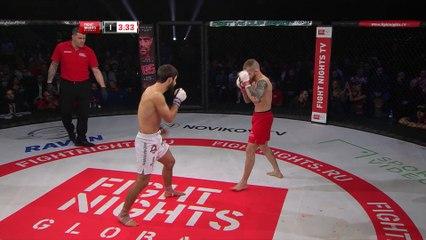 Fighting Spirit MMA 7 - EP.09 - SHARAMAZAN CHUPANOV vs TOMAS DEAK