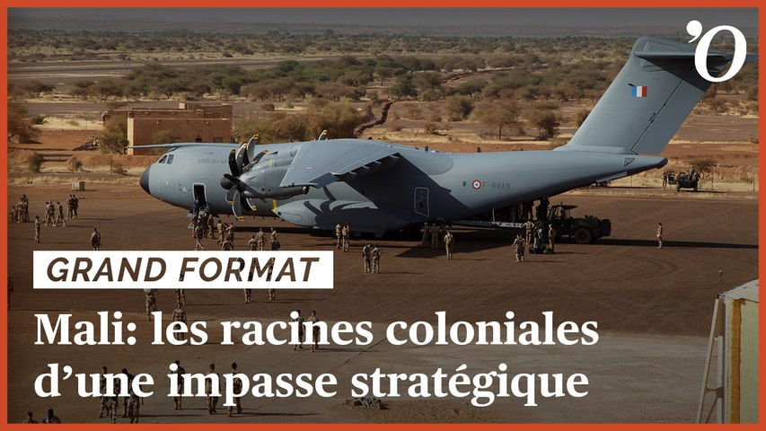 Mali: pourquoi la France doit partir
