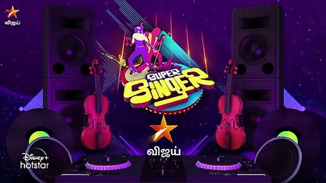 Super Singer Season 8 Vijay TV 09-01-2021