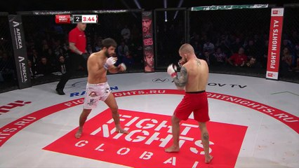 Fighting Spirit MMA 7 - EP.11 - SHARAMAZAN CHUPANOV vs TOMAS DEAK
