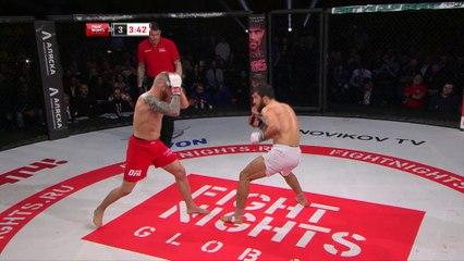Fighting Spirit MMA 7 - EP.13 - SHARAMAZAN CHUPANOV vs TOMAS DEAK
