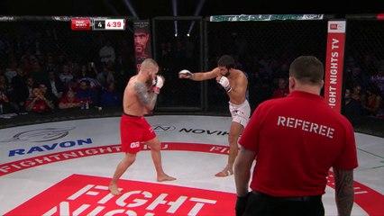 Fighting Spirit MMA 7 - EP.15 - SHARAMAZAN CHUPANOV vs TOMAS DEAK