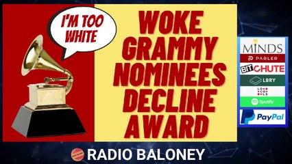 WOKE CHILDREN'S SINGERS TURN DOWN GRAMMY AWARD FOR BEING WHITE