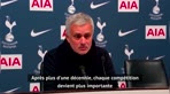 """Demis - Mourinho : """"Chaque compétition est importante"""""""