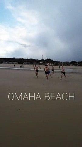 Bain à Omaha le 28 décembre 2020