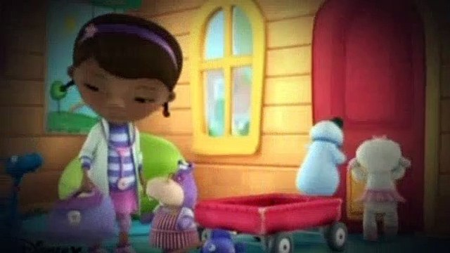 Doc McStuffins S01E22 Doctoring the Doc Hot Pursuit
