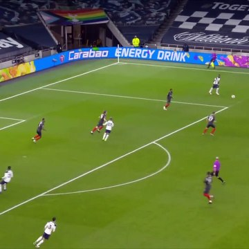 Moussa Sissoko Goal - Tottenham 1-0 Brentford - (Full Replay)