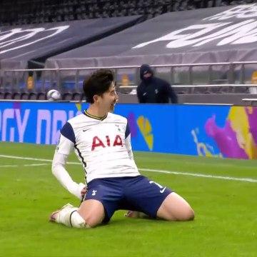 Heung-Min SON Goal - Tottenham 2-0 Brentford - (Full Replay)