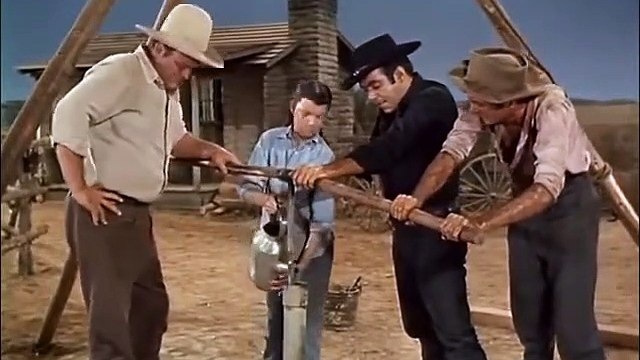 Bonanza Season 3 Episode 21 Gift of Water