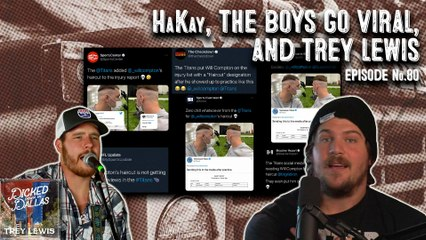 Bussin' With The Boys - HaKay, The Boys Go Viral, and Trey Lewis