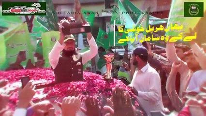 Sakhi Sultan Aya Hai | A Beautiful Video On Sahibzada Hazrat Sakhi Sultan Muhammad Ali Sahib