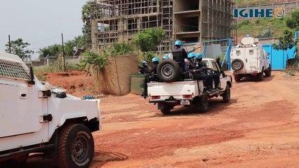 Umubano wihariye wa Polisi y'u Rwanda n'Abaturage ba Centrafrique