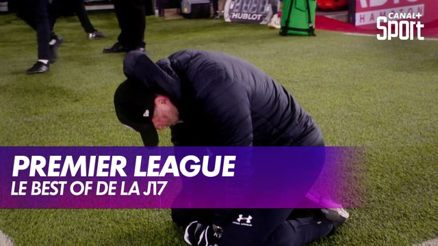 Le best of de la J17 de Premier League