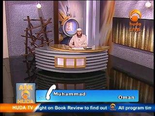 - Ask Huda Apr 9th 2013 Dr Mohamed Salah #HUDATV