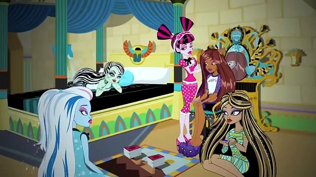 Monster High™Unearthed DayMonster High Official  Volume 3Cartoons for Kids