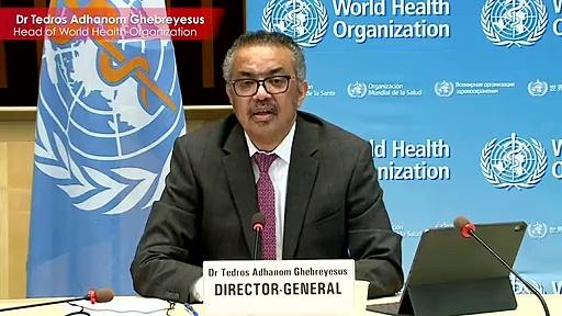 China DENIES Entry to World Health Organization