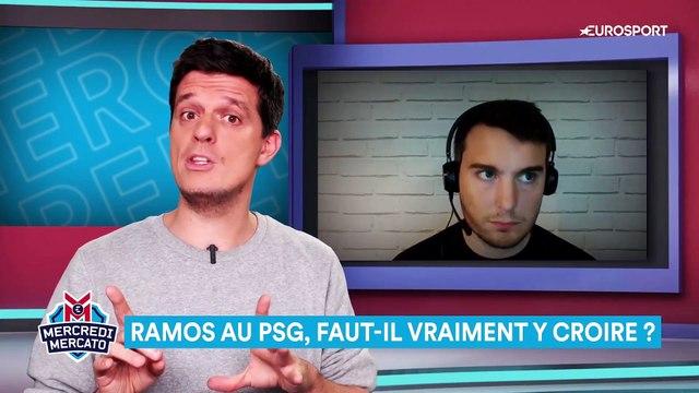 "Ramos, de Madrid à Paris ? ""Le Real a l'habitude de couper des têtes"""