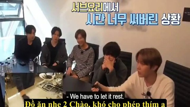 [VietSubs] Run BTS! Ep-123 Behind the Scenes