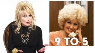 Dolly Parton Breaks Down Her Career, from Her First Album to '9 to 5'