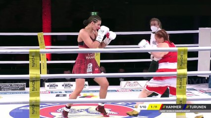 Christina Hammer vs Sanna Turunen (20-12-2020) Full Fight